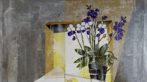 Los poemas sin palabras de Tina Hernández y su cubismo vibrante