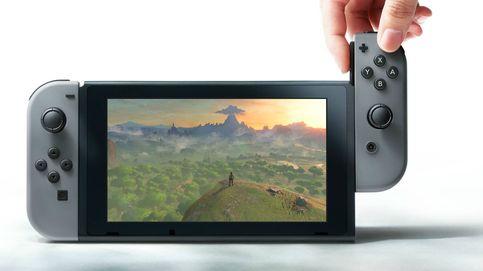 Nintendo fusiona consola de sobremesa y portátil con la híbrida Switch
