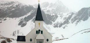 Post de Las iglesias más australes del mundo están en la Antártida