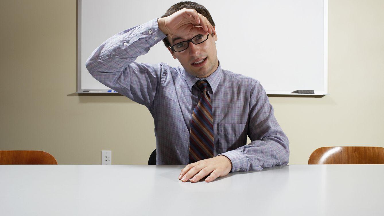 Foto: Puedes respirar, ya que algunas de las cosas que pensabas que eran ciertas sobre la búsqueda de empleo no lo son. (Corbis)