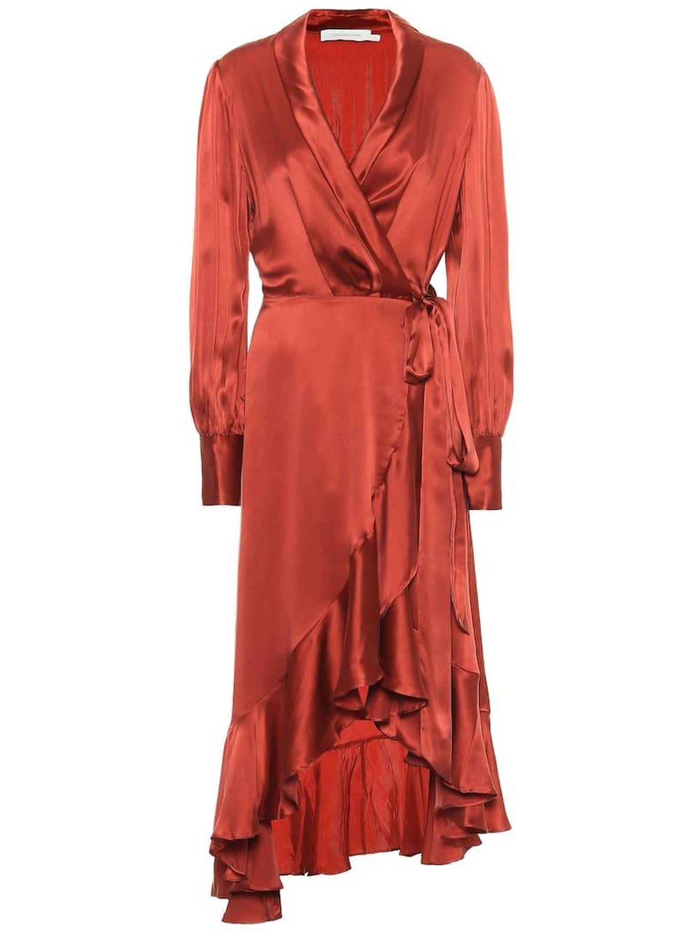 El otro vestido.