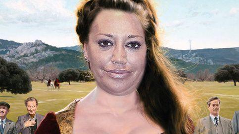 5 veces en las que Belén Esteban ha interpretado el mismo papel que Penélope Cruz