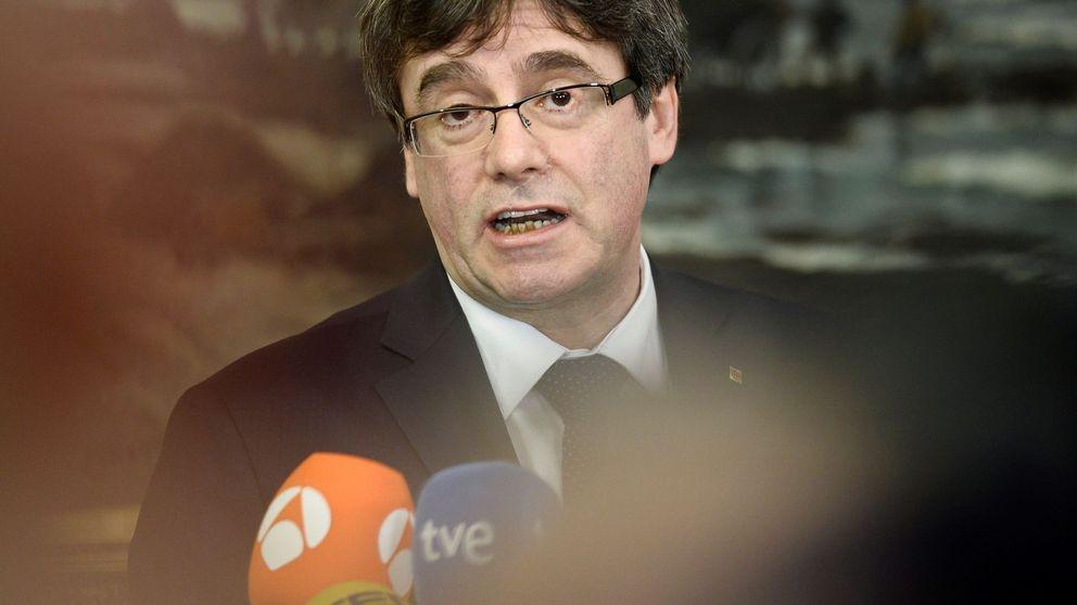 Puigdemont se aloja en Bruselas en la suite de un hotel de 4 estrellas