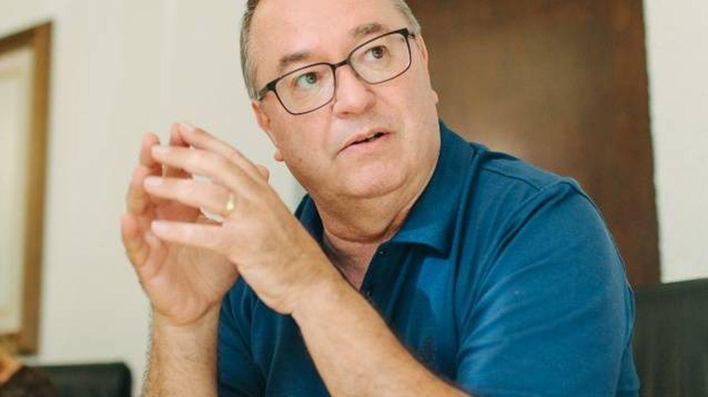 Foto: Enric Corbera, que registró la bioneuroemoción.