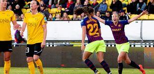 Post de La cruda realidad del Barcelona femenino y el 'miedo' al Camp Nou