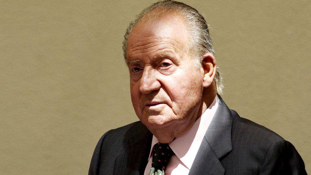 La agenda congelada del rey Juan Carlos, a 11.425 euros el acto