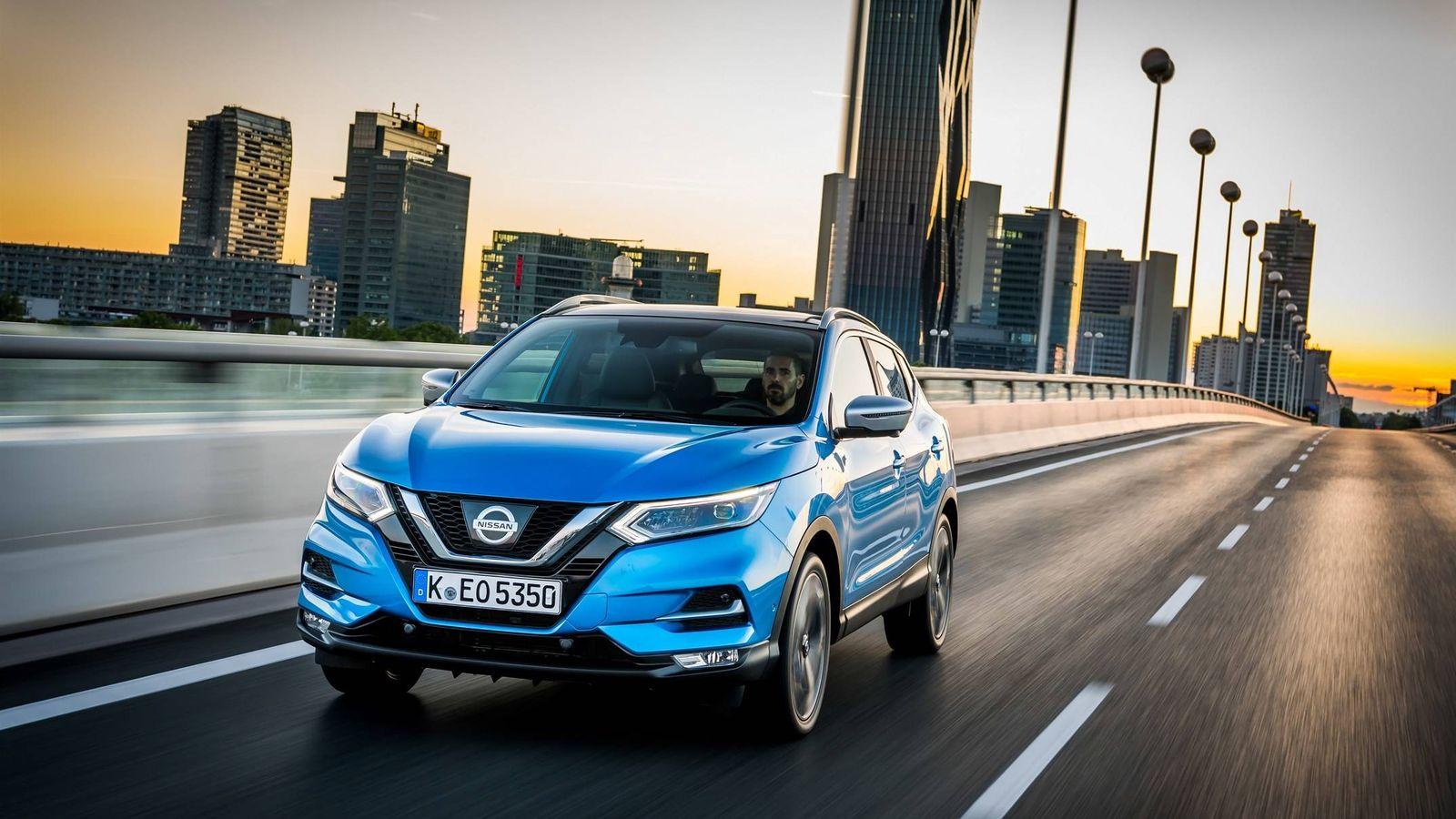 Foto: El Nissan Qashqai, gran protagonista en este resultado de la alianza Renault-Nissan.