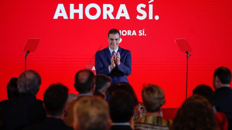 Sánchez insiste en su plan: pide una mayoría amplia que derribe el muro del bloqueo