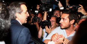 Europa respira: Grecia vota a favor del euro