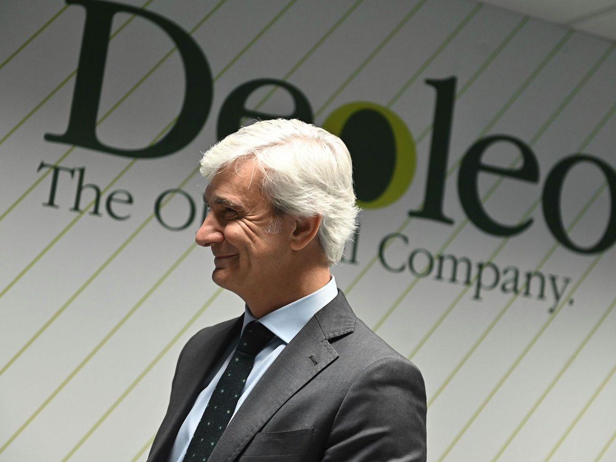 Foto: El presidente y consejero delegado de la aceitera Deoleo, Ignacio Silva (Deoleo)