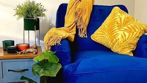 Primark Home sentencia que esta es la funda de cojín que nuestro sofá necesita