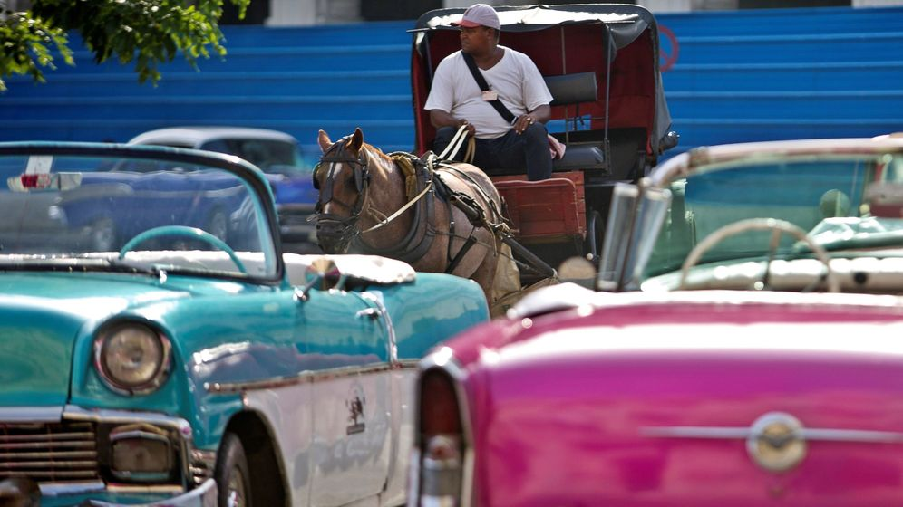Foto: Una calle de La Habana. (EFE)