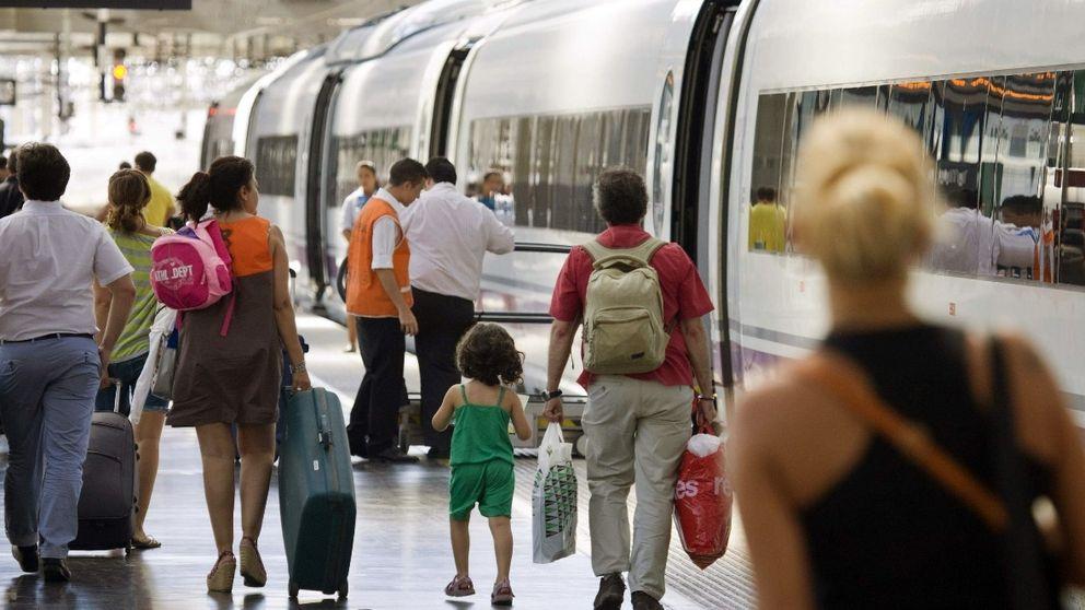 Renfe alcanza los 25 millones de viajeros en AVE y larga distancia