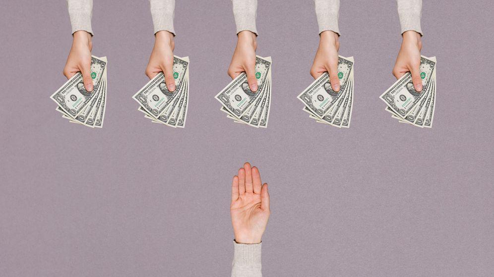 Foto: La sentencia supone un varapalo para la utilización de sociedades gananciales para pagar menos impuestos. (Corbis)