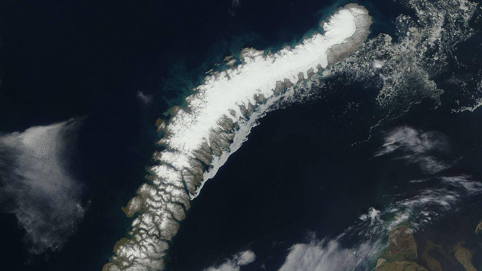 Descubiertas cinco nuevas islas en el Ártico por el deshielo