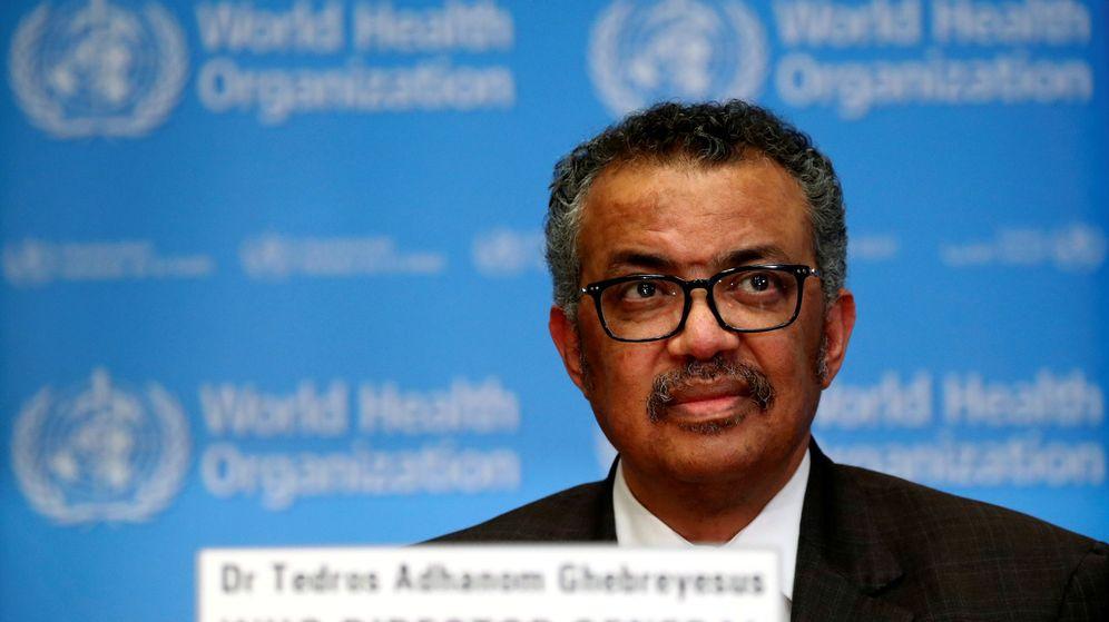 Foto: El director general de la Organización de las Naciones Unidas, Tedros Adhanom. (Reuters)