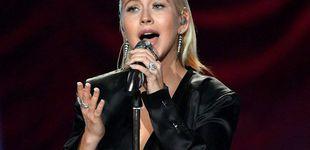 Post de Aguilera homenajea a Whitney Houston en los AMA, pero no gusta a todos