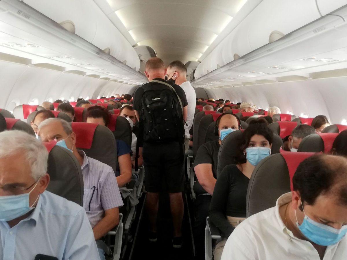 Foto: Precios del trasnporte aéreo