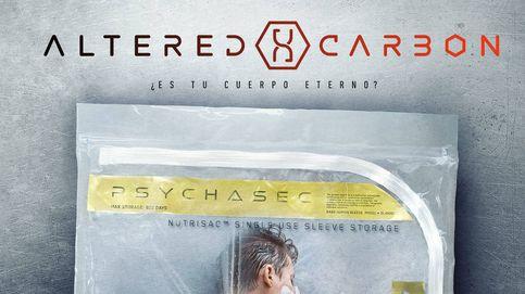 Tráiler y póster oficial de 'Altered Carbon' en Netflix