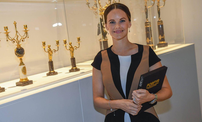 Foto: La princesa Sofía de Suecia (CP)