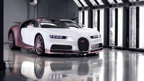 Bugatti Chiron Sport 'Alice' un capricho para San Valentín