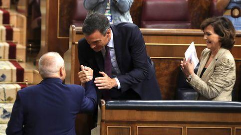 El PSOE apunta a una investidura a partir de la semana del 9 de diciembre