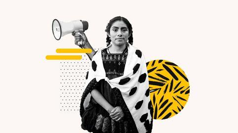 Lupita: la activista indígena que lidera una nueva generación de mujeres mexicanas.