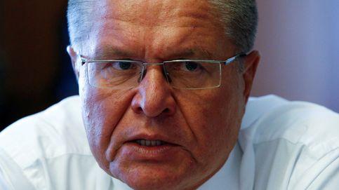 Detenido por corrupción un ministro ruso mientras recibía un soborno