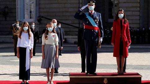 Princesa Leonor e infanta Sofía: las 3 grandes diferencias de estilo de las hijas de Letizia