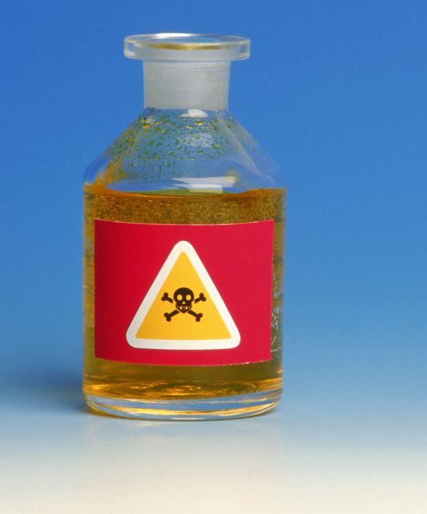 Foto: Las sustancias tóxicas están por todas partes. (Corbis)