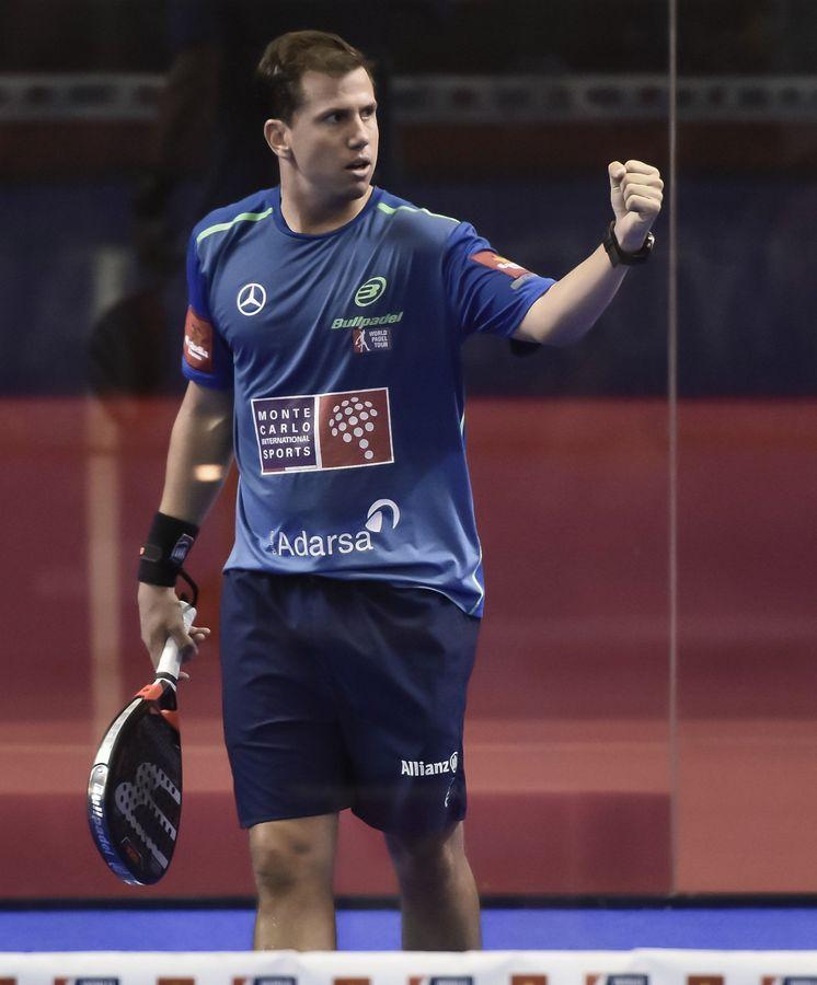 Foto: Paquito Navarro ganó el Sevilla Open ante su afición. (EFE)