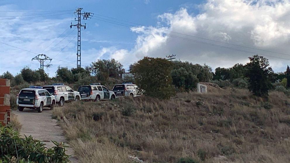 Los investigadores registran una segunda casa del sospechoso del caso Marta Calvo
