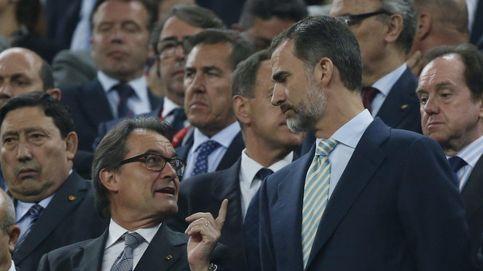 Silbar el himno no estaba incluido en la entrada para la final de Copa del Rey