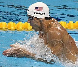 Michael Phelps gana su primer oro en los Mundiales de Shanghái