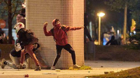De la revolución de las sonrisas a la guerrilla urbana: los radicales mandan