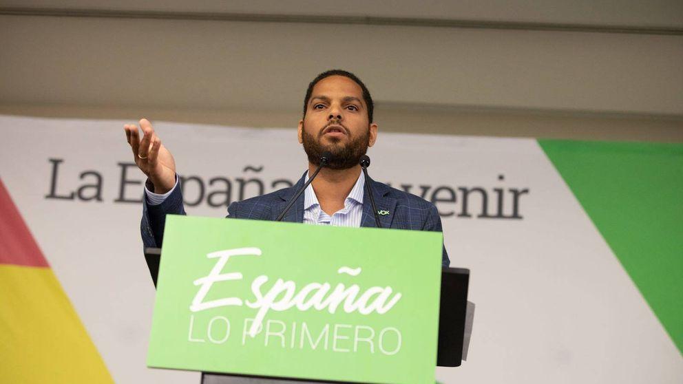Negro, catalán y directivo de VOX: Hay una caridad mal entendida en inmigración