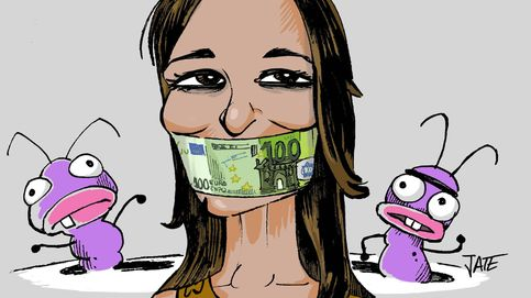 La rentabilidad del silencio de Paula Echevarría