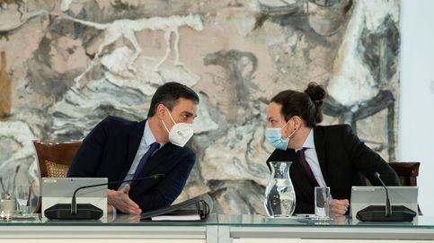 Sánchez e Iglesias preparan su reunión para abordar el futuro de la coalición