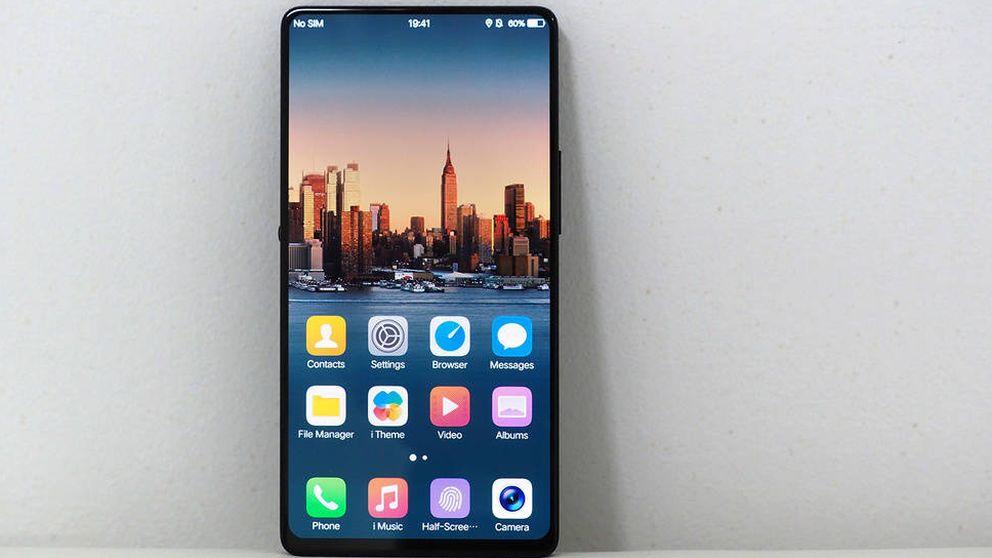 Ni Xiaomi ni Oppo... El Vivo Apex es el móvil chino que realmente desearás tener