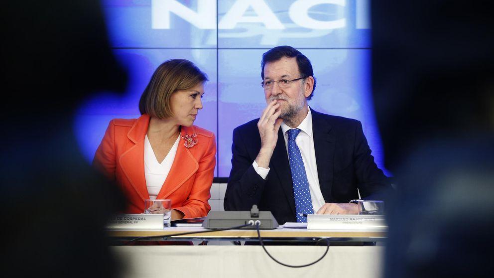 Cospedal irá como cabeza de lista por Toledo y Margallo por Alicante