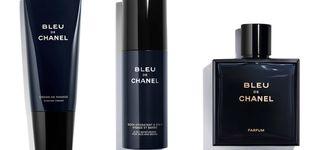 Post de Bleu de Chanel, les essentiels du rasage chanel