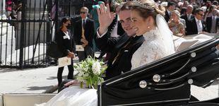 Post de La foto inédita de Charlotte, la nueva duquesa de Noto, el día de su boda real