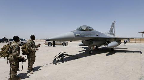 Atacan con drones cargados de explosivos el aeropuerto de Erbil en Irak