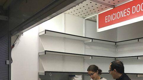 La Feria del Libro de Madrid cancela la inauguración oficial pero abren las casetas