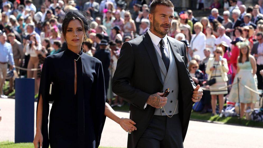 Foto: Victoria y David Beckham. (Cordon Press)