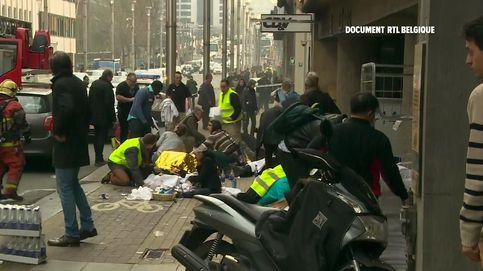 Española en Bruselas: La gente se ha puesto a correr como loca. Era un caos