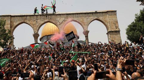 Nuevos choques en Jerusalén hacen peligrar un alto al fuego que todavía resiste