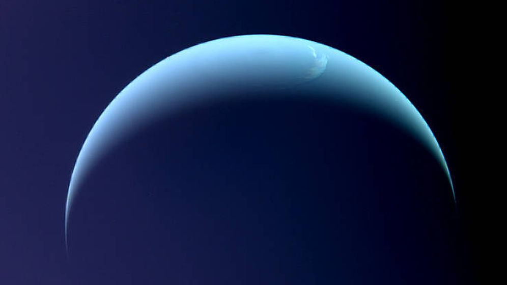 Foto: Neptuno. (Foto: NASA/JPL-Caltech/Kevin M. Gill)