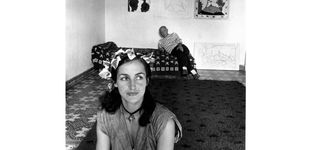 Post de Françoise Gilot, la única mujer que sobrevivió a Picasso