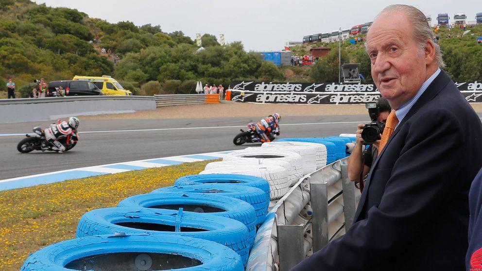 A subasta una moto de Rey Juan Carlos por un precio de salida de 19.000 euros